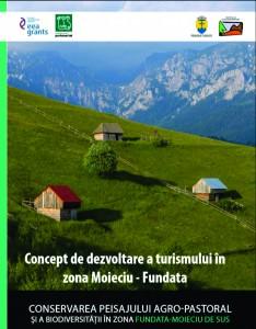 Entwicklungskonzept im Bereich Tourismus