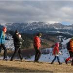 Ökotouristische Wanderwege